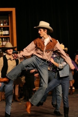 Rahbi Hammond Footloose - Cowboy Bob