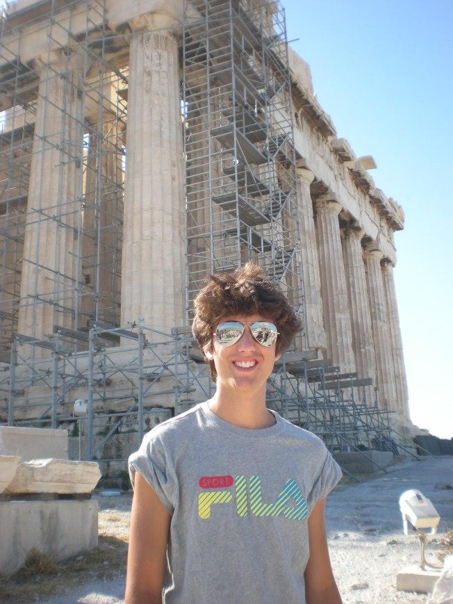 Rahbi Hammond 2009 Greece