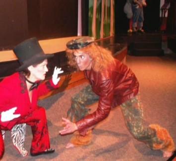 Rahbi Hammond Fractured Fairy Tales - The Fox