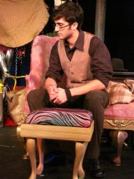 Rahbi Hammond Krogstad in A Doll's House