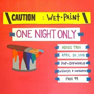 Hey Wet+Paint