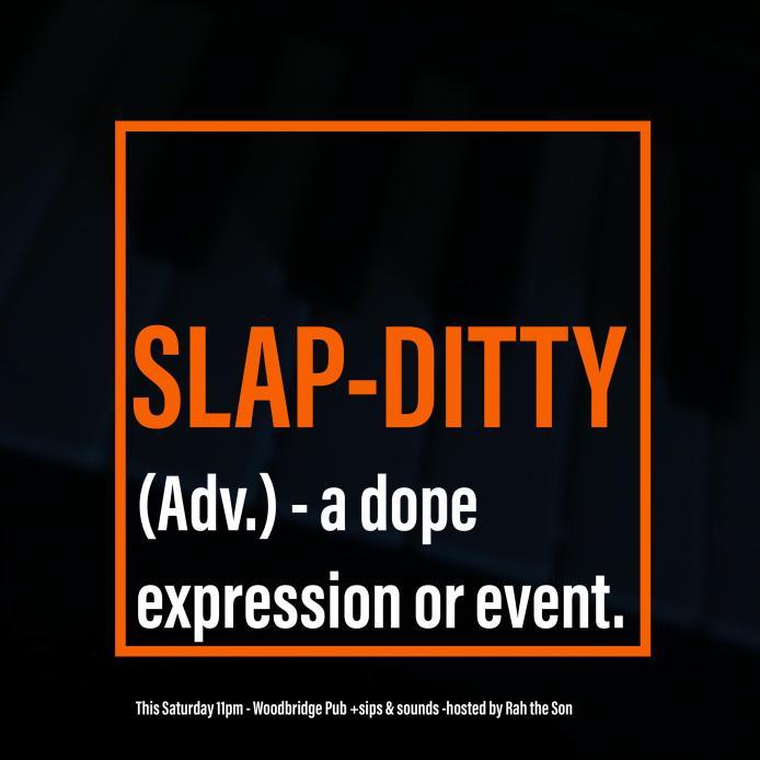 SLAP-DITTY